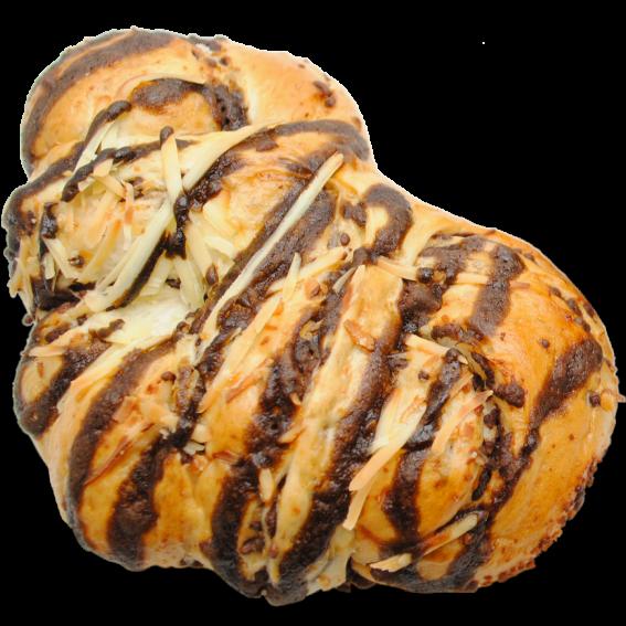 choco-cheese-bread