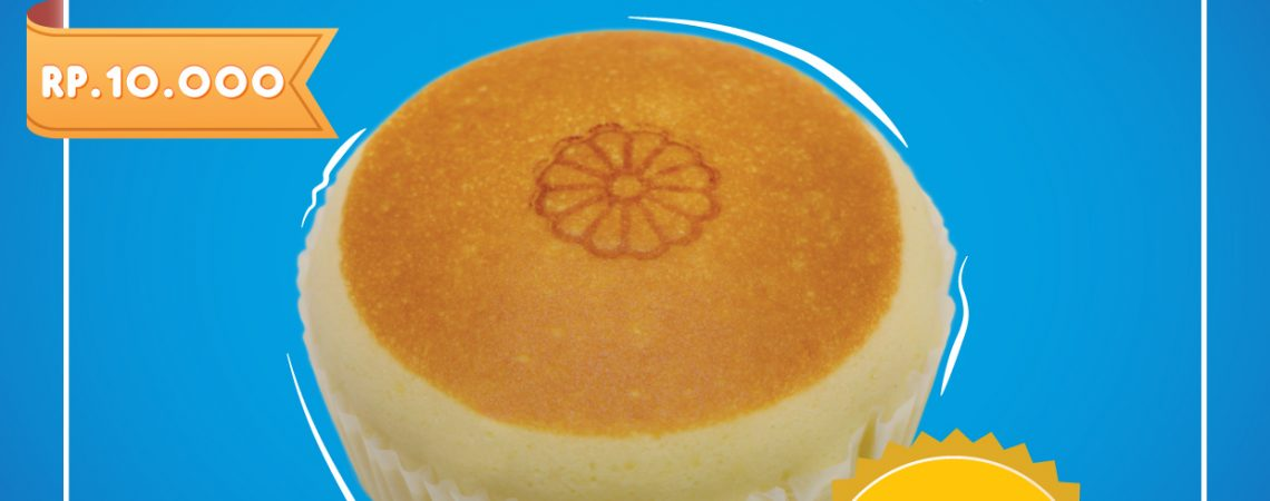 Poster Produk Baru Steamed Cheese Cake Garmelia Bakery-1-02 RGB