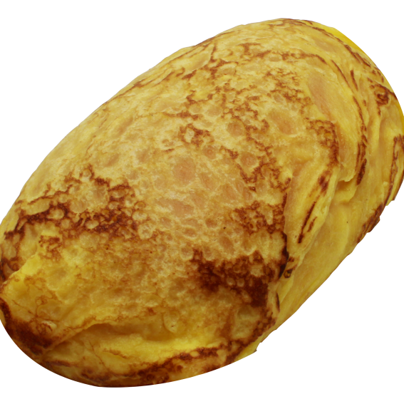crepe choco cheese